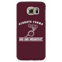 Schrute Farms Bed n Breakfast Beets Smart Phone Case for Samsung Galaxy