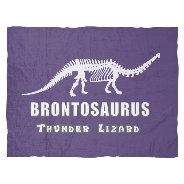 Dustin Brontosaurus Stranger of Things Fleece Blanket for Women Men Kids