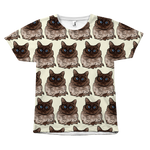 Balinese Cat T-Shirt, Cat Lover Gifts 9186A