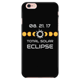 Solar Eclipse Phone Case for iPhone
