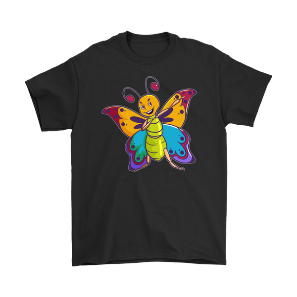 Butterfly T-Shirt, Moth Lover Gifts