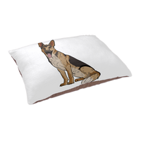 German Shepherd Pet Bed for Dogs Cats Pets, Funny Gift for Dog Lovers