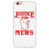 Justice for Mews Smart Phone Case for iPhone