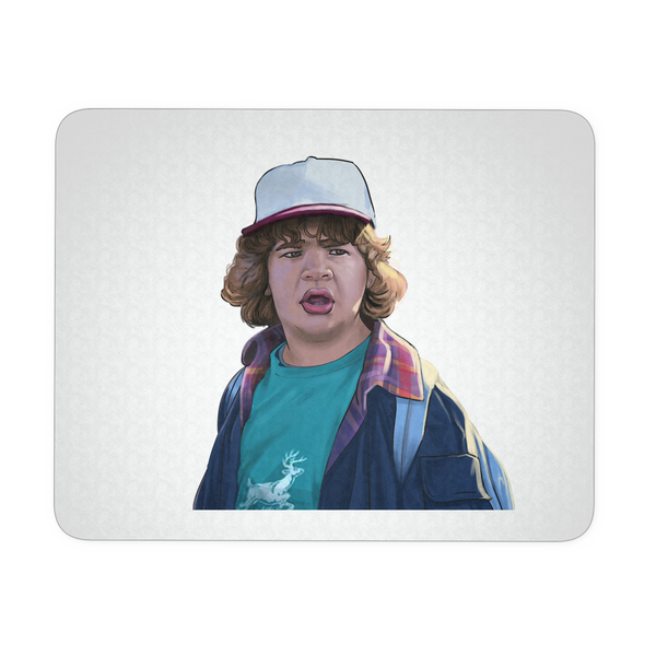 Stranger Things Dustin Mousepads for Women Men Kids Gamers