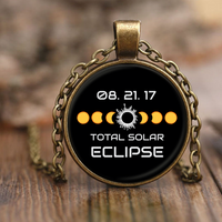 Solar Eclipse Necklace