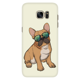 French Bulldog SmartPhone Case for Samsung Galaxy, Cute Gift for Cute Dog Lovers