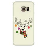 Christmas Ornaments Deer Phone Case for Samsung, Christmas Gifts for Hunting Lovers