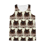 Balinese Cat Tank, Cat Lover Gifts 9186A