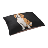 Beagle Pet Bed for Dogs Cats Pets, Funny Gift for Cute Dog Lovers