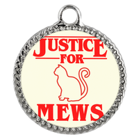 Justice for Mews Bracelet, Christmas Gifts for Cat Lovers