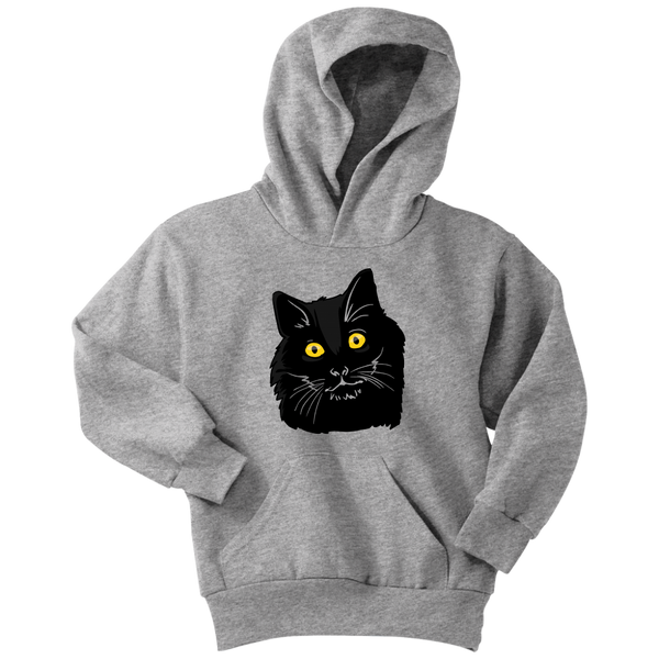 Bombay Cat Youth Hoodie, Cat Lover Gifts 9189A
