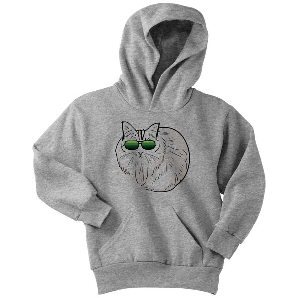 Birman Cat Youth Hoodie, Cat Lover Gifts 9188A