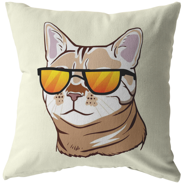 Bengal Cat Pillow, Cat Lover Gifts 9187A