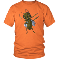 Grasshopper Tee Shirt, Dabbing Gifts for Insect Bug Lovers