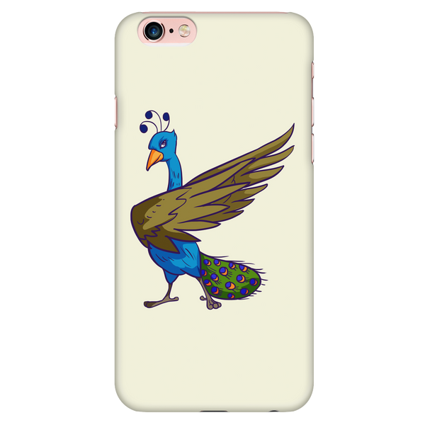 Peacock Phone Case for iPhone, Bird Lover Gifts