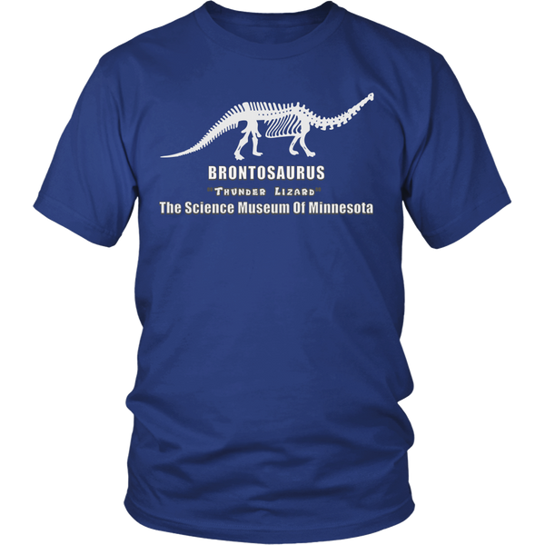 Dustin Brontosaurus Stranger of Things T Shirt for Men Women