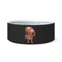 Dachshund Dog Bowl, Funny Gift for Cute Dog Lovers
