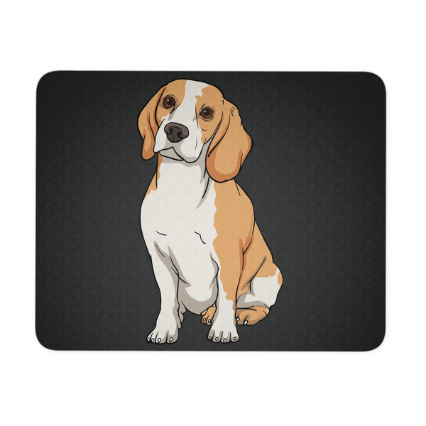 Beagle Mousepads, Funny Gift for Cute Dog Lovers