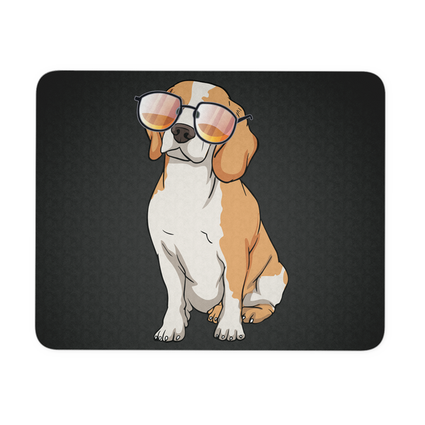 Beagle Mousepads, Cute Gift for Cute Dog Lovers