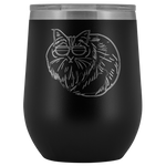 Birman Cat Wine Tumbler, Cat Lover Gifts 9188A