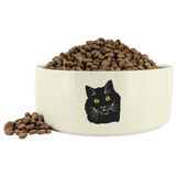 Bombay Cat Pet Dog Bowl, Cat Lover Gifts 9189A