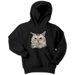 American Shorthair Cat Youth Hoodie, Cat Lover Gifts 9184