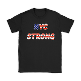 New York City NYC Strong Shirt Hoodie Men Women NY Strong