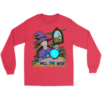 Stranger of Things Will The Wise Unisex Long Sleeve T Shirt for Men and Women