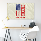 Trump 2020 USA Flag Flag, Gifts for Republicans Conservative