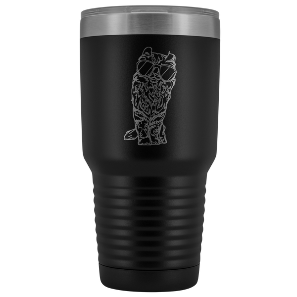 American Curl Cat Vacuum Travel Tumbler, Cat Lover Gifts 9183A