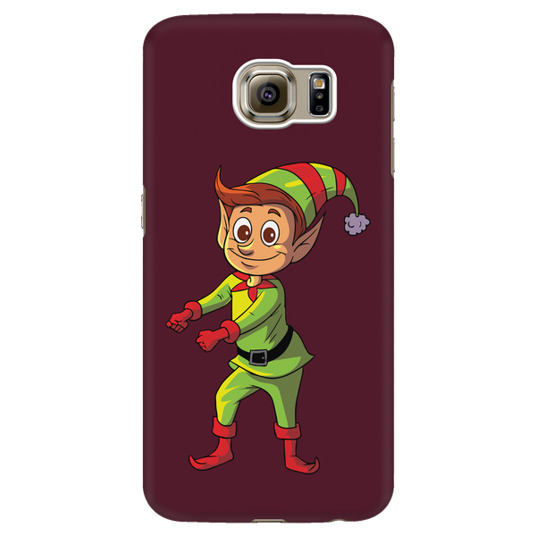 Elf Phone Case for Samsung, Floss Dancing Gifts for Dance Lovers