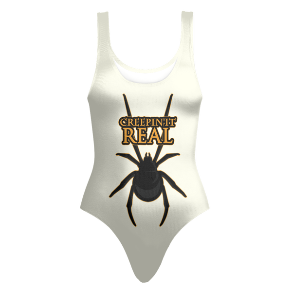 Funny Halloween Funny Vampire One Piece Womens Swimsuits