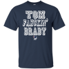 Image of Tom Fahckin' Brady Mens Navy T Shirt