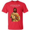 Image of Tom Brady Red Worship Tee