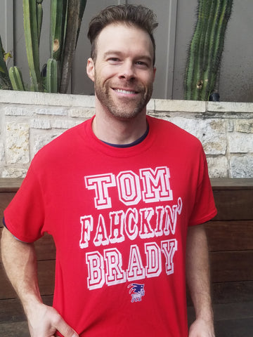 "The GOAT TB ""Southie Style"" Brady Bros Ultra Cotton T-Shirt"