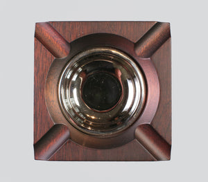 JEMAR 07249989 ASHTRAY WOOD G9