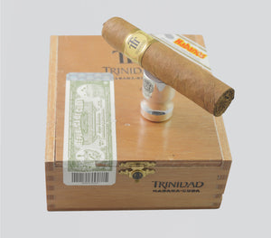 Trinidad - Cigar Rest