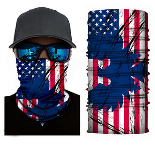 Patriotic Face Shields (Buy 1 GET 4 FREE)
