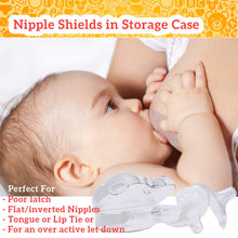 Breast Shell & Nipple Shield Set | Pack of 5