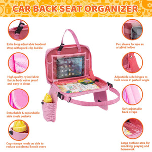 Kids Car Seat Travel Tray