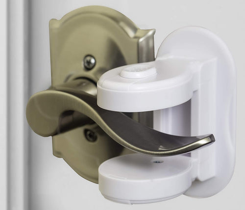 Door Handle Baby Proof Device - (6 Pack)