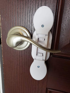 Door Handle Baby Proof Device - (2 Pack)
