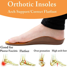 Plantar Fasciitis Shoe Inserts for Women and Kids | Trim to Fit
