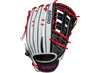 "Wilson A2000 SuperSkin 13.5"" Slowpitch Softball Glove: WTA20RS20135SS-LHT"
