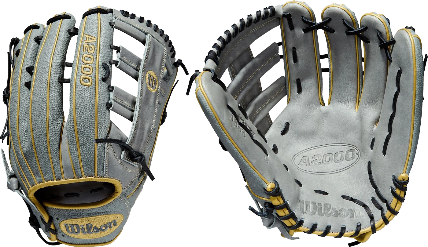 "Wilson A2000 SuperSkin 13"" Slow Pitch Softball Glove: WTA20RS2013SS-LHT"