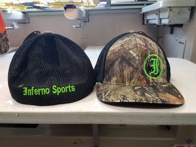 Mossy Oak Inferno Hat