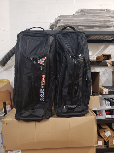 Easton Pro-X Wheeled Bag - Stars & Stripes