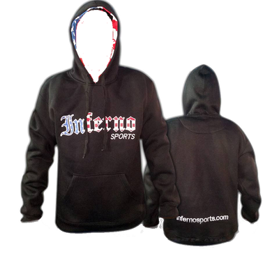 Inferno Sports 'Merica Hoodies