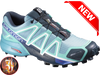 Prior Season Women's Salomon SpeedCross 4CS