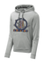 Inferno Sports Heather Fleece Hooded Pullover - Autism